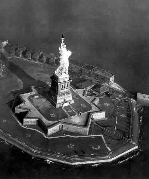 Statu of Liberty 1930.