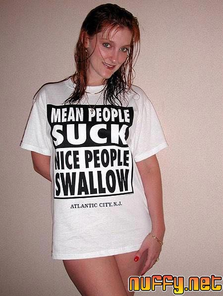 nice people swallow
