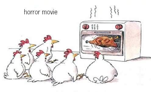 chickens horror movie