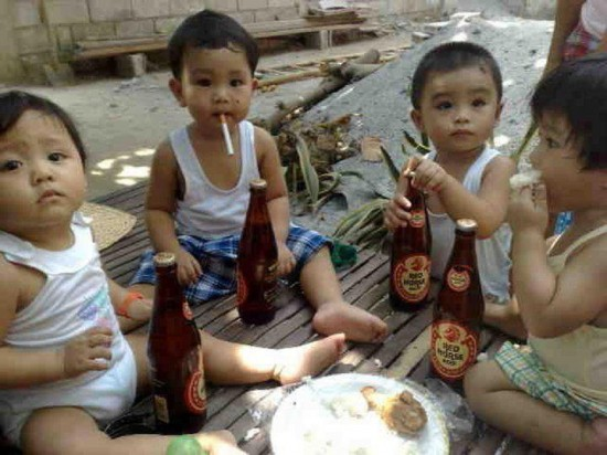 beer-baby-drinking