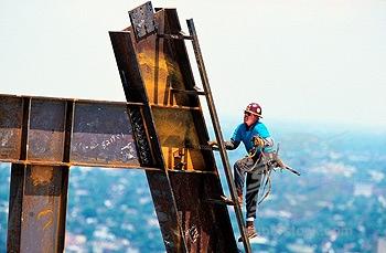 Worst job - iron worker