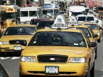 worst job - taxi driver