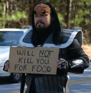 will not kill you for food