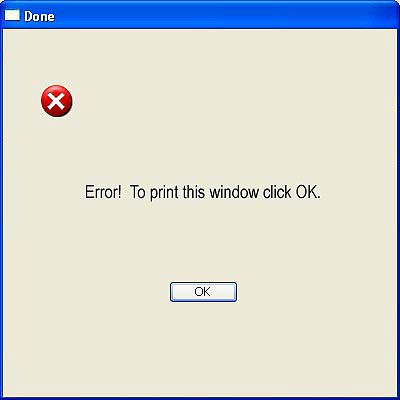 Funny Error Messages (33 pics) | Nuffy
