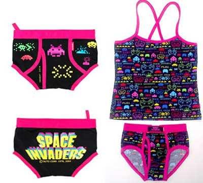girl geek panties