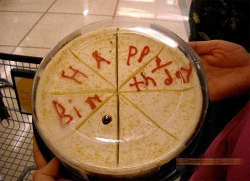 failed cake