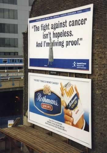 Failed Advertising