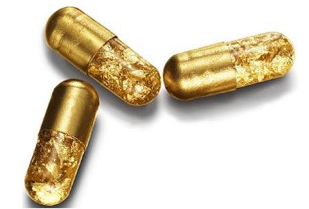 Golden Pills