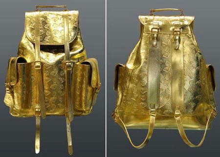 20 Unusual Stuff Made Out Of Gold Nuffy