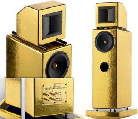 Golden Speakers