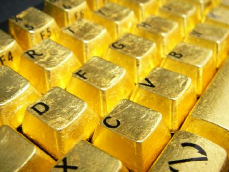 Golden Keyboard
