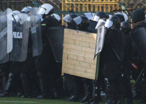 funny riot police