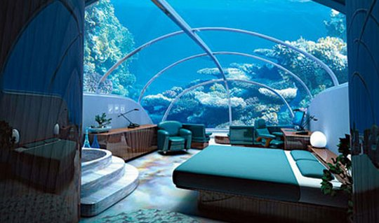 Istanbul Underwater Hotel