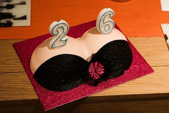 Bizzare Birthday Cake