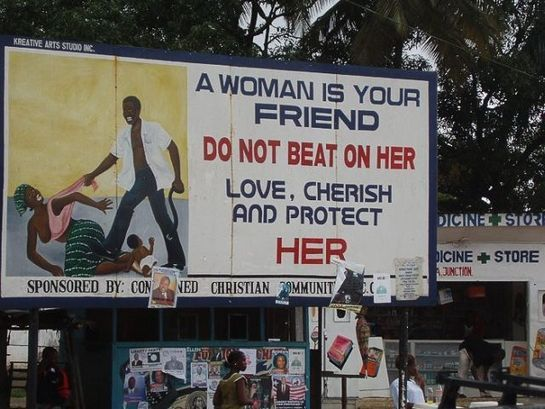 creative funny billboards africa