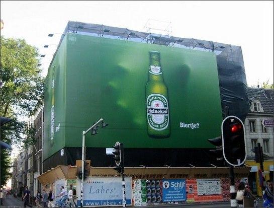 creative funny billboards heineken