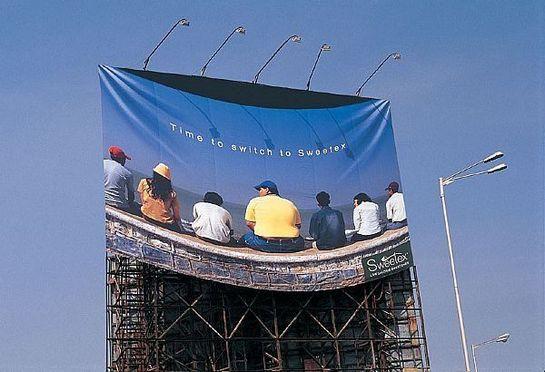 creative funny billboards