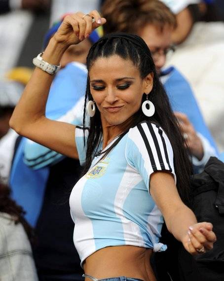 argentina girls word cup
