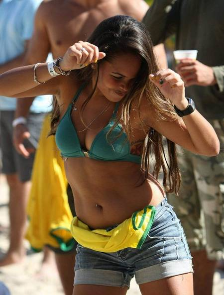 brazil girls word cup