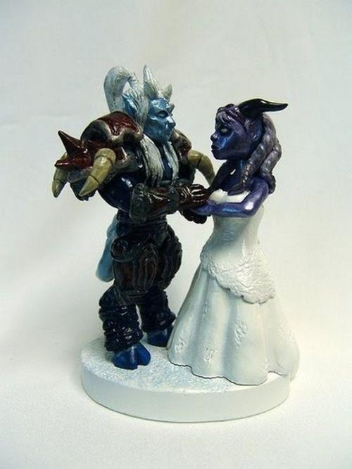 crazy wedding cake toppers wedding cakes toppers nuffy 13047