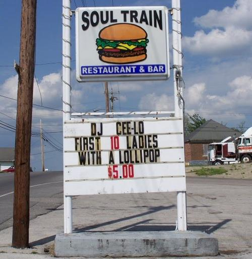 Restaurant Sign funny