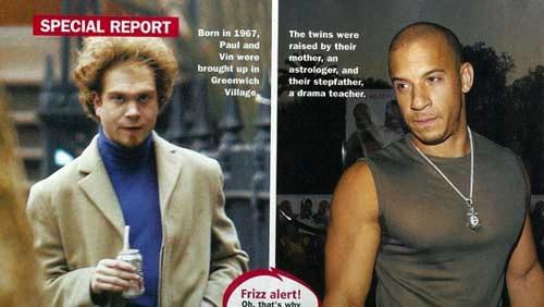 Vin and Paul Vincent
